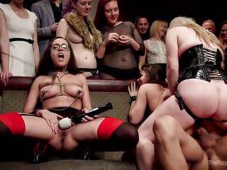 Русское секс видео двойное проникновение